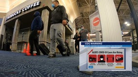 US airports see 3M over Thanksgiving, biggest crowds since March