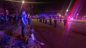 Police: Protesters arrested after shooting off fireworks in Uptown Minneapolis