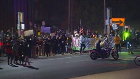 Protesters block traffic on I-94 in Minneapolis, over 600 cited
