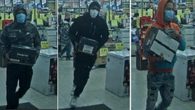 Suspects steal 3 cases of Hennessy from Woodman's in Menomonee Falls