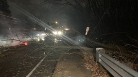 Severe weather knocks out power, damages property in SE Wisconsin