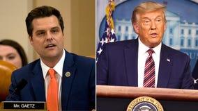 Florida Rep. Matt Gaetz: Trump should pardon himself to stop 'radical left'