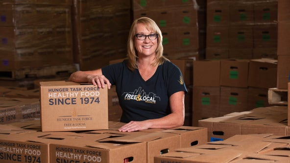 Deff-initely Milwaukee: Filling the need with Hunger Task Force's Sherrie Tussler