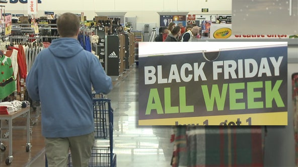 Shoppers welcome reduced Black Friday crowds, stretched sales