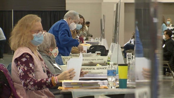 Presidential recount nearly complete in Milwaukee County