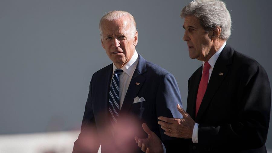 Biden names John Kerry as climate envoy