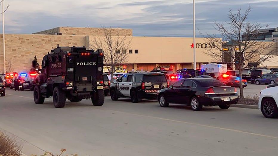 Active shooter situation at Mayfair Mall, Wauwatosa