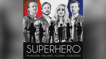 4 songwriters honor frontline workers with 'Superhero' song