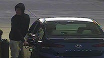 Suspect sought after theft of gas from Kwik Trip in Menomonee Falls