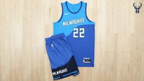 Bucks debut Great Lakes Blue City uniform for 2020-21 season