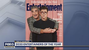 Entertainment Weekly is naming its entertainers of the year for 2020