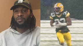 Aaron Jones says Packers must 'control what we can control' vs. Bears