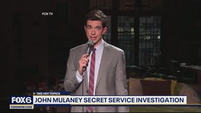 John Mulaney says an SNL joke sparked a Secret Service probe