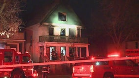 MFD: 2 dogs rescued from house fire near 21st and Clarke