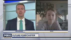 Future Forecaster: Meet Blake