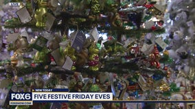 Five Festive Friday Eve's at The Shops Of Cedar Creek Settlement is back