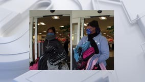 Suspects steal over $1,600 worth of merchandise from Kohl's in Brookfield