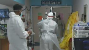 Los Angeles hospitals could begin rationing care