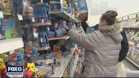 Last-minute shoppers seek extra 'special' gifts amid tough year