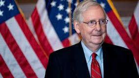 McConnell says 'no reason' coronavirus relief shouldn't pass by year's end
