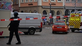 Car hits pedestrians in Trier, Germany; 2 killed, 15 injured