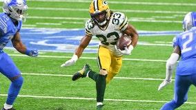 Packers' Aaron Jones feels 'confident' after agent change