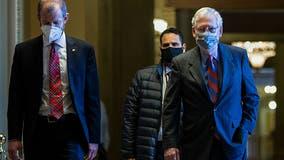 House, Senate pass bill to avert shutdown as COVID-19 relief negotiations continue