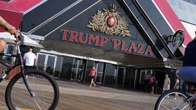 Atlantic City to auction chance to blow up deserted Trump casino