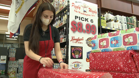 Santa in Shoebox provides presents, hope to those in need