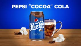 'Cocoa Cola': Pepsi to release hot chocolate-flavored soda in 2021