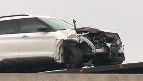 MCSO: 31 crashes in 6 hours caused by 'slippery roads'