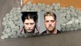Sheriff: Woman's odd gait revealed 445 fentanyl pills in pants