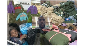 Bucks' Middleton, 'passionate about' giving back, gifts 200 coats