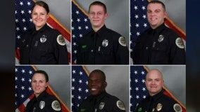 Nashville officers recognized for evacuating residents before Christmas Day explosion