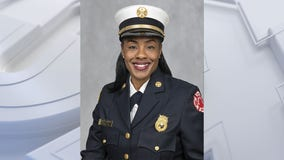 MFD celebrates first African American female deputy chief