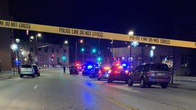Tosa PD: Woman shot by officer wielded post in altercation