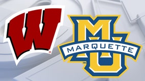 Unranked Marquette stuns No. 4 Wisconsin at Fiserv Forum