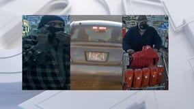 Suspects steal $300 worth of merchandise from Woodman's