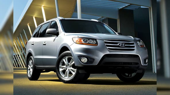 Hyundai recalls 130,000 vehicles for potential engine failure