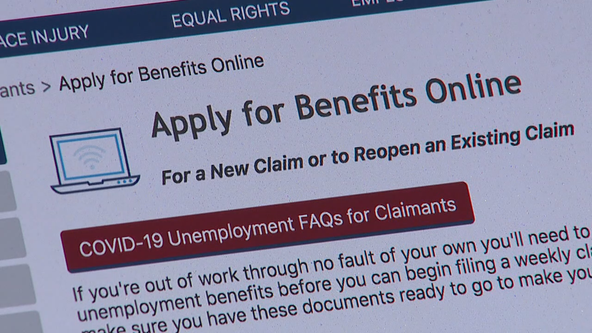 DWD: Unemployment backlog could be cleared by year's end