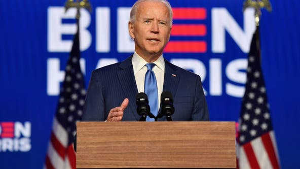 President-elect Joe Biden officially secures Electoral College majority