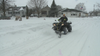 Kenosha man makes quick work of clearing snow for himself, neighbors