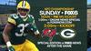 Buccaneers vs. Packers at Lambeau Field, winner goes to Super Bowl