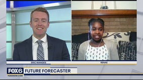 Future Forecaster Flashback: Let's see how Renae is doing