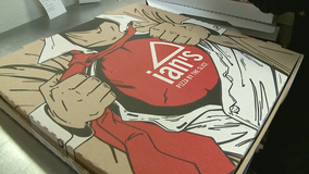 Ian's Pizza says delivery app added menu without permission