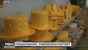 He's known as the Father of Fromage, but the cheese he makes isn't edible