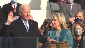 Watch President Joe Biden's inauguration speech   Inauguration Day 2021