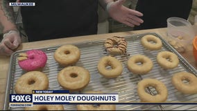 Holey Moley partners with Onesto for donut pop up
