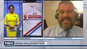 Marquette professor discusses Biden administration policy issues