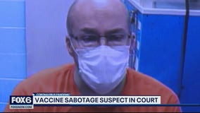 Pharmacist thought COVID-19 vaccine was unsafe, prosecutors say